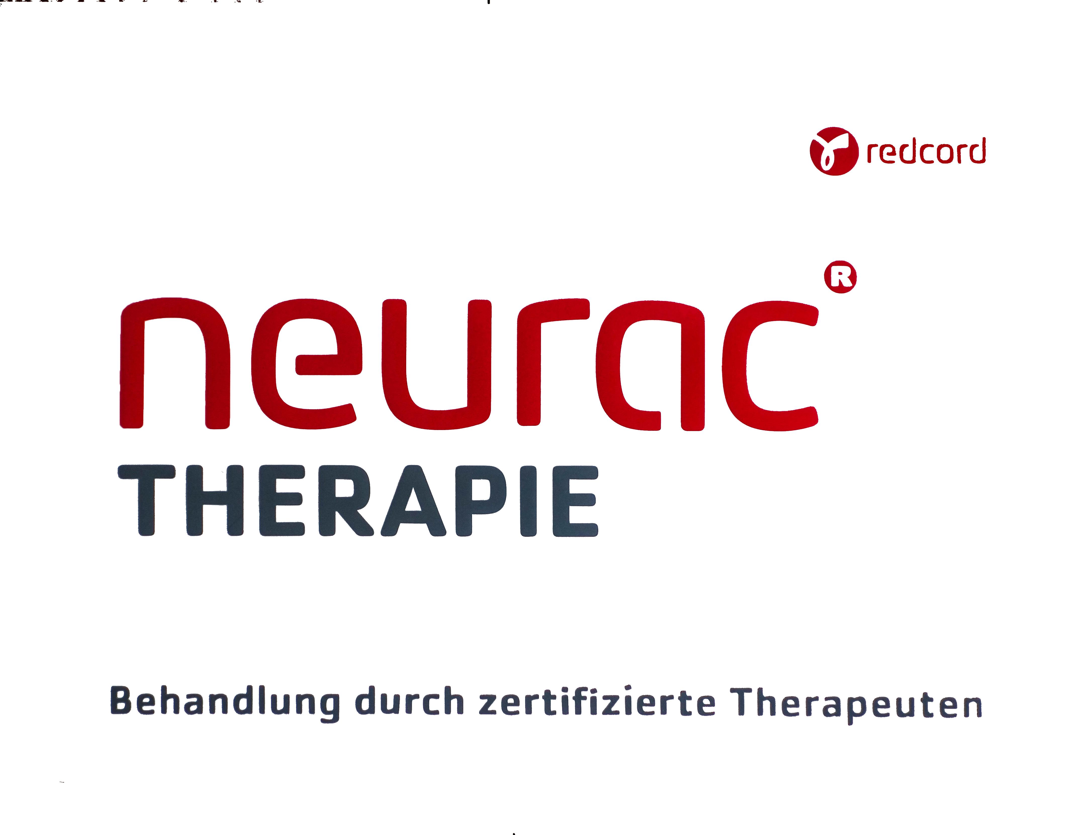redcord neurac Therapie